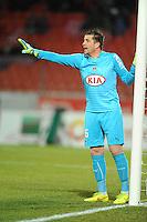 Cedric CARRASSO - 07.02.2015 - Evian Thonon / Bordeaux - 24eme journee de Ligue 1<br /> Photo : Jean Paul Thomas / Icon Sport