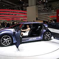 Nissan Friend Me at the IAA 2013, Frankfurt, Germany