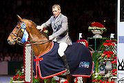 Ludger Beerbaum - Chaman<br /> Rolex FEI World Cup Final 2013<br /> © DigiShots