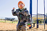 Virginia Beach Kids Portraits: Jonas at the Park