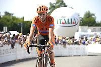 Rebellin Davide - CCC Sprandi Polkowice - 27.06.2015 - Championnat d'Italie 2015 -Turin<br />Photo : Sirotti / Icon Sport