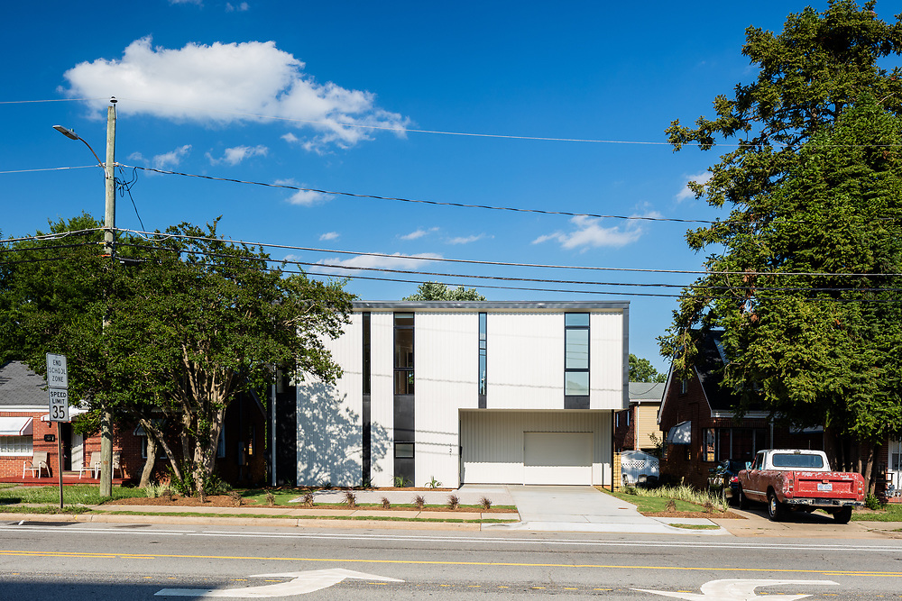 Tarboro Residence | Raleigh, North Carolina | Raleigh Architecture Co.