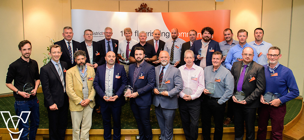 North Kesteven District Council's Building Control Awards 2018.  Pictured are all the 2018 finalists.<br /> <br /> Picture: Chris Vaughan Photography for NKDC<br /> Date: June 7, 2018