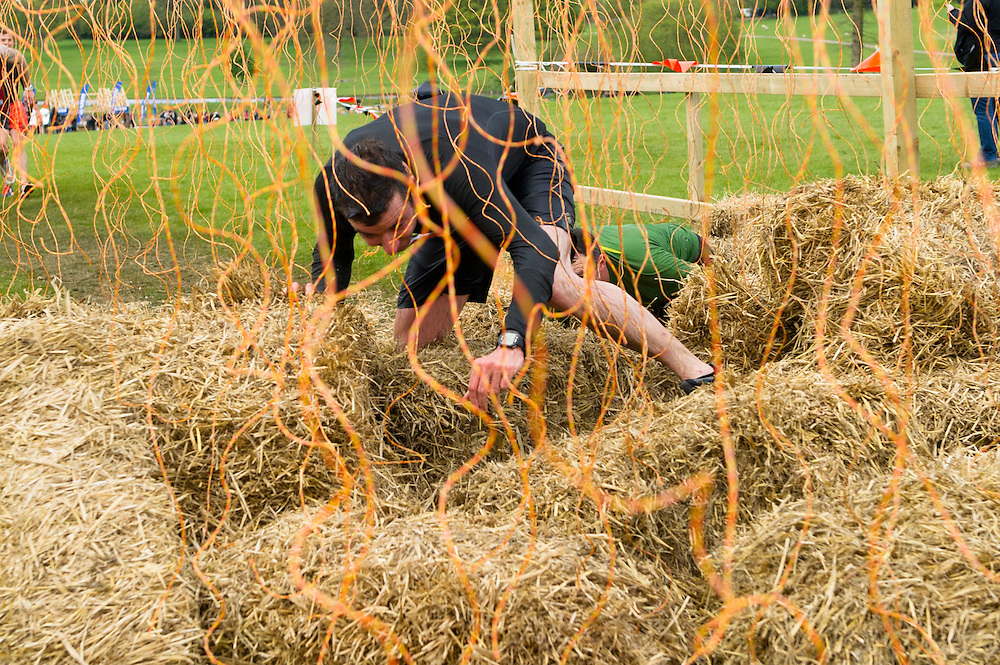 Tough Mudder - May 2012 - Northamptonshire - Warren Pole - Electric Shock