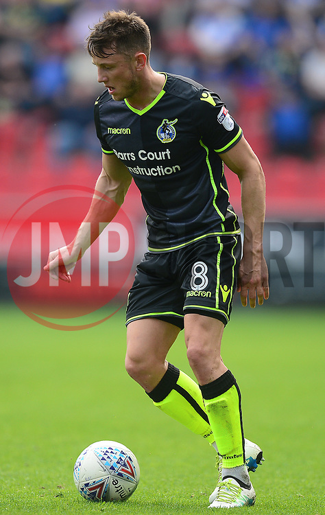 Ollie Clarke of Bristol Rovers - Mandatory by-line: Alex James/JMP - 21/04/2018 - FOOTBALL - Aesseal New York Stadium - Rotherham, England - Rotherham United v Bristol Rovers - Sky Bet League One