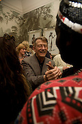 JOHN HURT,  'Cries from the Heart' presented by Human Rights Watch at the Theatre Royal Haymarket. London. Party afterwards at the Haymarket Hotel. June 8, 2008 *** Local Caption *** -DO NOT ARCHIVE-© Copyright Photograph by Dafydd Jones. 248 Clapham Rd. London SW9 0PZ. Tel 0207 820 0771. www.dafjones.com.