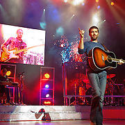 "COLUMBIA, MD - October 16th, 2011: Josh Turner headlines the 2011 Sunday In The Country festival at Merriweather Post Pavilion in Columbia, MD. His last album, Haywire, was released in 2009 and contained the number one hit ""Why Don't We Just Dance.""  (Photo by Kyle Gustafson/For The Washington Post)"