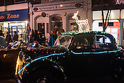 Christmas Lights, Bexhill on Sea. 1 December 2016