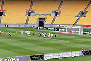 General View of the Westpac Stadium during the Stirling Sports Premiership, Wellington Phoenix U-20 vs Team Wellington, Westpac Stadium, Wellington, Saturday 14th January 2017. Copyright Photo: Raghavan Venugopal / www.photosport.nz