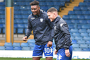 Bury Midfielder, Rohan Ince (30) during the EFL Sky Bet League 1 match between Bury and Milton Keynes Dons at the JD Stadium, Bury, England on 30 September 2017. Photo by Mark Pollitt.
