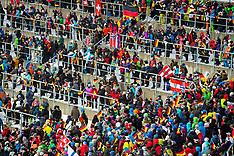 Skiing - FIS Ski Flying World Championships - Germany - 19 January 2018