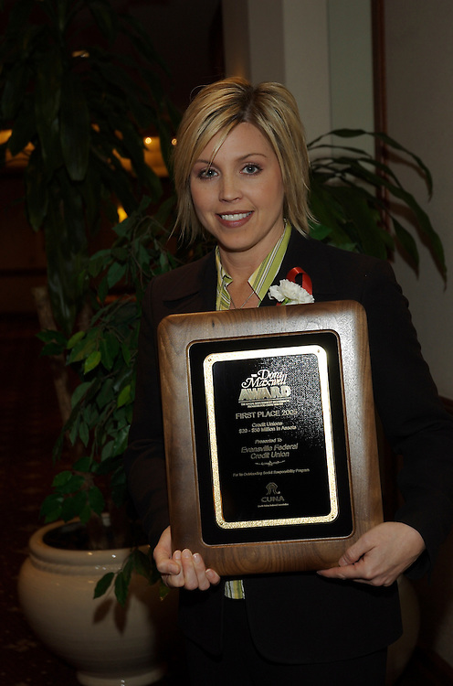 Dora Maxwell 2006 Awards