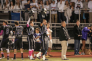 John Jay Varsity Football game vs. Horace Greeley on October 13, 2013.(photo by Gabe Palacio)