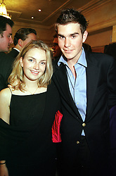 LADY SYBILA RUFUS-ISAACS and MR OSCAR HUMPHRIES,<br />  at a party in London on 15th June 2000.OFI 98<br /> © Desmond O'Neill Features:- 020 8971 9600<br />    10 Victoria Mews, London.  SW18 3PY <br /> www.donfeatures.com   photos@donfeatures.com<br /> MINIMUM REPRODUCTION FEE AS AGREED.<br /> PHOTOGRAPH BY DOMINIC O'NEILL