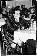 Marquess of Lorne, Royal Caledonian Ball in aid of Scottish charities. Grosvenor House. 20 May 1991. SUPPLIED FOR ONE-TIME USE ONLY> DO NOT ARCHIVE. © Copyright Photograph by Dafydd Jones 248 Clapham Rd.  London SW90PZ Tel 020 7820 0771 www.dafjones.com