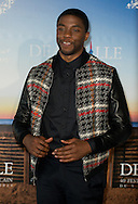Chadwick Boseman attends the 'Get On Up' photocall l during the 40th Deauville American Film Festival on September 12, 2014 in Deauville, France.