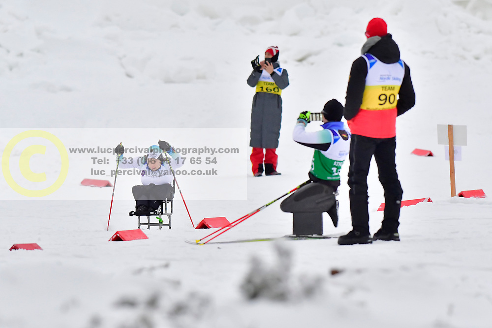 WICKER Anja, GER, LW10.5 at the 2018 ParaNordic World Cup Vuokatti in Finland