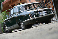 11/09/15 - SAINT BONNET PRES RIOM - PUY DE DOME - FRANCE - Essais JAGUAR 420 de 1968 - Photo Jerome CHABANNE
