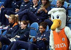 20150930 NED: Volleyball European Championship Nederland bekijkt play-off wedstrijd, Rotterdam