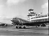 1954 - 24/03 DC Dakota at Dublin Airport