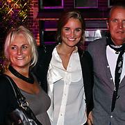 NLD/Amsterdam/20081103 - Uitreiking Cosmopollitan Awards 2008, Lieke van Lexmond en haar ouders