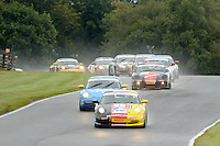#1 Peter Morris Porsche 996 C2 during the The Sylatech Porsche Club Championship with Pirelli at Oulton Park, Little Budworth, Cheshire, United Kingdom. September 03 2016. World Copyright Peter Taylor/PSP.