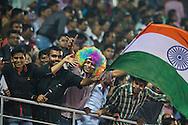 BHUBANESWAR  (INDIA) -   Argentina vs India.  day 2 Hero Champions Trophy Hockey.  Supporters of India Photo KOEN SUYK