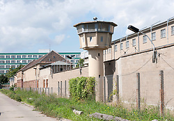 The former East German state secret security police or STASI prison at Hohenschönhausen in Berlin Germany