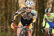 NETHERLANDS / NEDERLAND / PAYS BAS / GIETEN / CYCLING / WIELRENNEN / CYCLISME / CYCLOCROSS / VELDRIJDEN /  HANSGROHE SUPERPRESTIGE VELDRIJDEN / JUNIORS / JENS TEIRLINCK (BEL) /