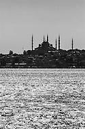 Turkey. Istambul. ferry on Bosphorus