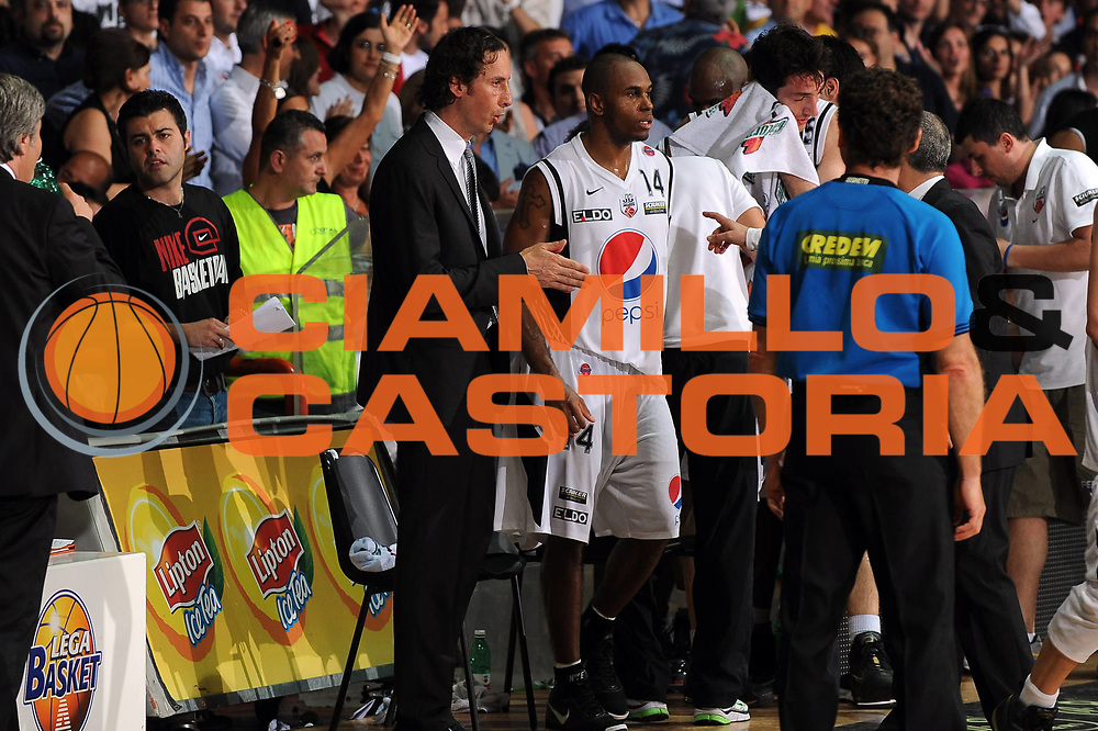 DESCRIZIONE : Caserta Lega A 2009-10 Playoff Semifinale Gara 5 Pepsi Caserta Armani Jeans Milano<br /> GIOCATORE : Claudio Coldebella<br /> SQUADRA : Pepsi Caserta<br /> EVENTO : Campionato Lega A 2009-2010 <br /> GARA : Pepsi Caserta Armani Jeans Milano<br /> DATA : 10/06/2010<br /> CATEGORIA : ritratto<br /> SPORT : Pallacanestro <br /> AUTORE : Agenzia Ciamillo-Castoria/Giulio Ciamillo<br /> Galleria : Lega Basket A 2009-2010 <br /> Fotonotizia : Caserta Lega A 2009-10 Playoff Semifinale Gara 5 Pepsi Caserta Armani Jeans Milano<br /> Predefinita :