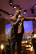 Paul Porter, Christianaires, Second Ebenezer Church, Palm Sunday Concert 2014