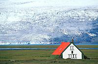 Islande - Glacier Langjokull