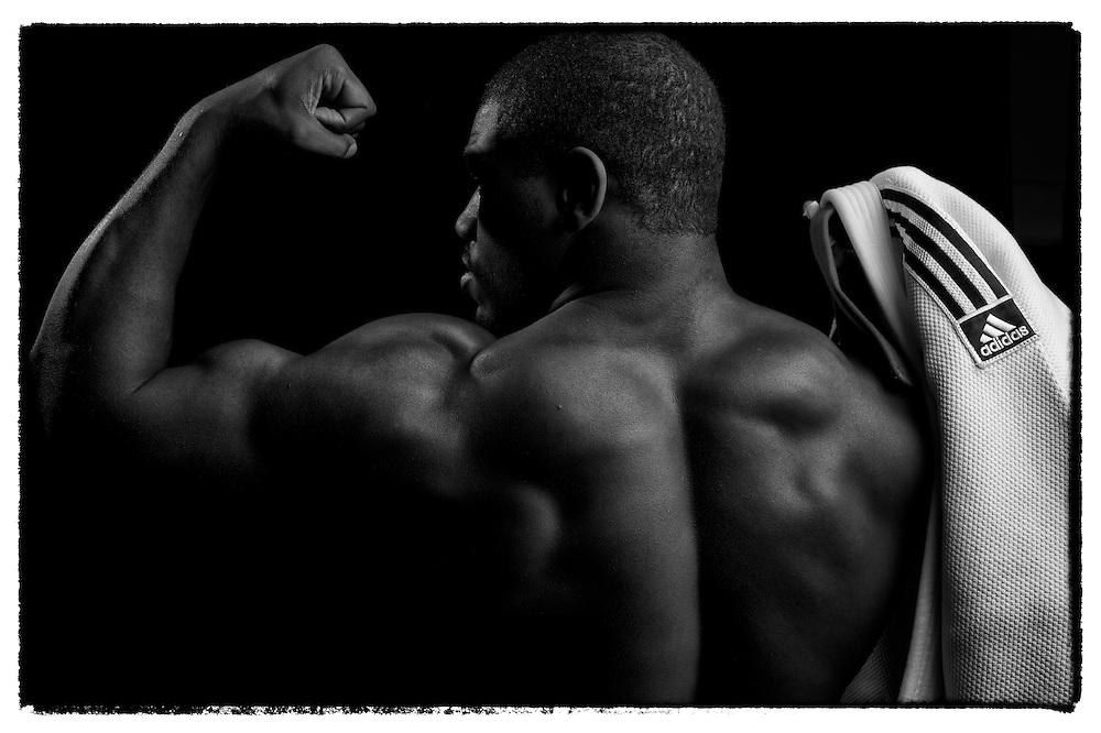 Dartanyon Crockett. USA Paralympic Judo Bronze medalist