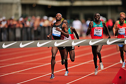 04.06.2011, Eugene, USA, Prefontaine Classic Track Meet, im Bild Bernard Lagat (USA) placed first in the men's 2 mile run with a time of 8:13.62 at the Prefontaine Classic at Hayward Field in Eugene, Oregon..June 4, 2011. EXPA Pictures © 2011, PhotoCredit: EXPA/ New Sport Photo +++++ ATTENTION - OUT OF USA  +++++
