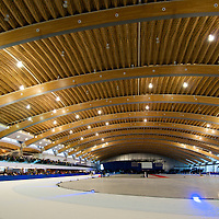 Richmond Olympic Oval First Public Skate December 2008