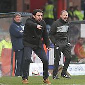 08-02-2014 - Dundee v Hamilton