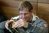 Fotball<br /> 25.03.2009<br /> Norge på treningsleir i Tyskland før kampen mot Sør-Afrika<br /> Frankfurt<br /> Foto: Alfred Harder/Digitalsport<br /> NORWAY ONLY<br /> <br /> Jan Gunnar Solli