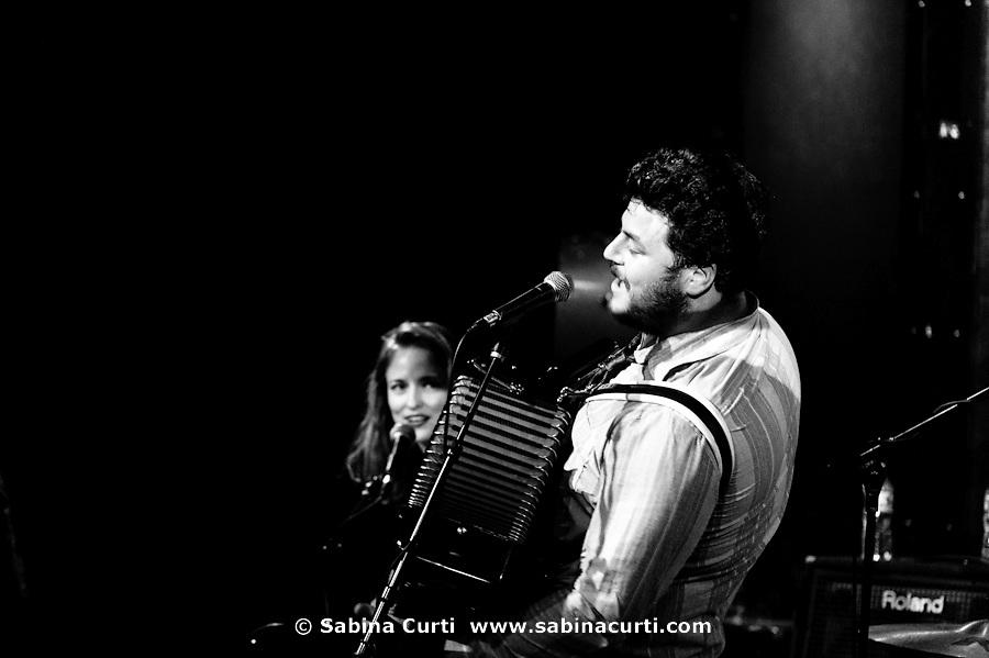 Felice Brothers live at Helsinki Hudson