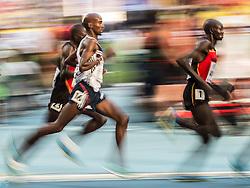 10-08-2013 ATLETIEK:  IAAF WORLD CHAMPIONSHIPS: MOSKOU<br /> MOHAMED FARAH<br /> ***NETHERLANDS ONLY***<br /> ©2012-FotoHoogendoorn.nl