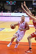 Kaukenas Rimantas<br /> Grissin Bon Reggio Emilia - The Flexx Pistoia<br /> Lega Basket Serie A 2016/2017<br /> Reggio Emilia 30/04/2017<br /> Foto Ciamillo-Castoria
