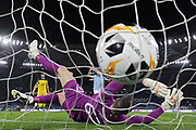 Ciro Immobile of Lazio scores 1-0 goal during the UEFA Europa League, Group E football match between SS Lazio and Celtic FC on November 7, 2019 at Stadio Olimpico in Rome, Italy - Photo Federico Proietti / ProSportsImages / DPPI
