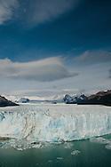 Perito Moreno Glacier in Glacier National Park in Patagonia, Argentina