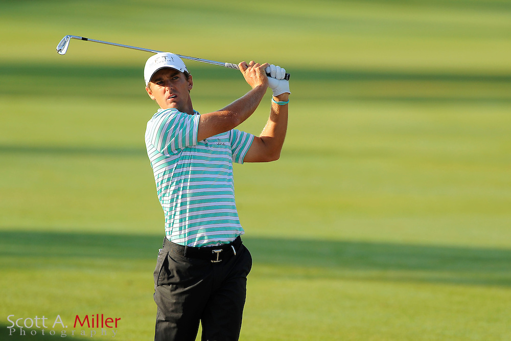 Charles Howell III during the second round of the Arnold Palmer Invitational at the Bay Hill Club and Lodge on March 23, 2012 in Orlando, Fla. ..©2012 Scott A. Miller.