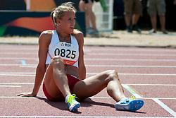 MELOCH Arleta, POL, 1500m, T20, 2013 IPC Athletics World Championships, Lyon, France