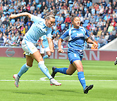 Manchester City Women v BIrmingham City Ladies FC 120715