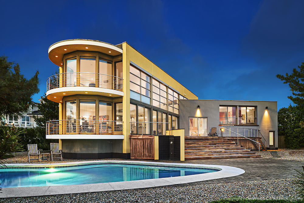 Westbrook Waterfront by Mezzo Architecten/Peter van Gijn
