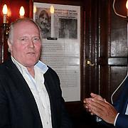NLD/Amsterdam/20130513 -  Perspresentatie Baantjer,  Peter Tuinman en Peter Romer
