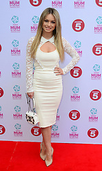 Ola Jordan attends at the Tesco Mum of the Year awards in  London, Sunday, 23rd March 2014. Picture by Nils Jorgensen / i-Images