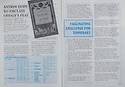 All Ireland Senior Hurling Championship Final,.03.09.1989, 09.03.1989, 3rd September 1989, .Antrim v Tipperary, .03091989AISHCF,.Tipperary 4-24, Antrim 3-9,.Antrim hope to emulate Offaly's Feat,